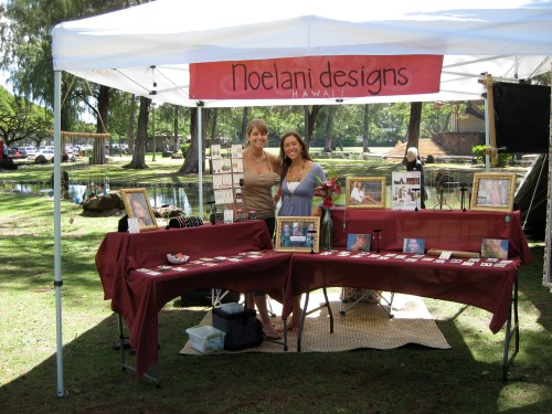 the Noelani Designs team